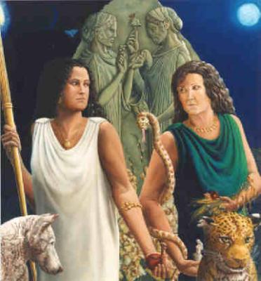 Mutter Von Zeus 4 Buchstaben